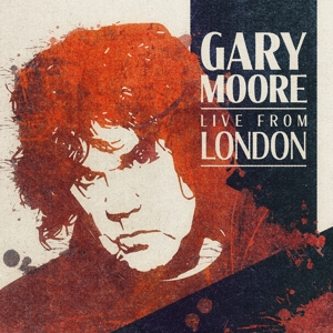 MOORE, GARY - LIVE FROM LONDON -DIGI-