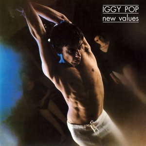 POP, IGGY - NEW VALUES -COLOURED-