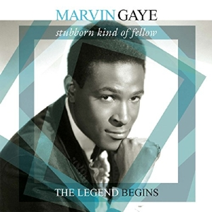 GAYE, MARVIN - STUBBORN KIND OF FELLOW-THE LEGEND