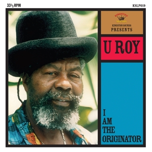 U ROY - I AM THE ORIGINATOR