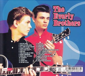 EVERLY BROTHERS - ROCK 'N'ROLL LEGENDS
