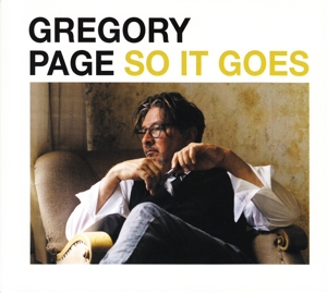 PAGE, GREGORY - SO IT GOES