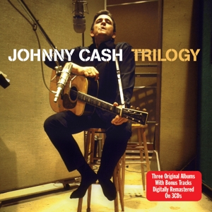 CASH, JOHNNY - TRILOGY, SONGS OF OUR..