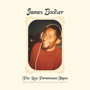 BOOKER, JAMES - LOST PARAMOUNT TAPES