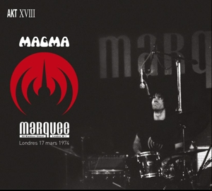 MAGMA - LIVE AT MARQUEE LONDON (17-03-1974) -DIGI-