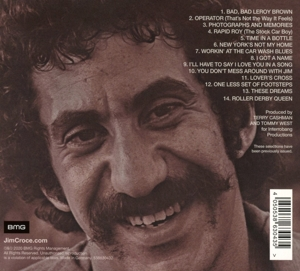 CROCE, JIM - PHOTOGRAPHS & MEMORIES: HIS GREATEST HITS -REISSUE-