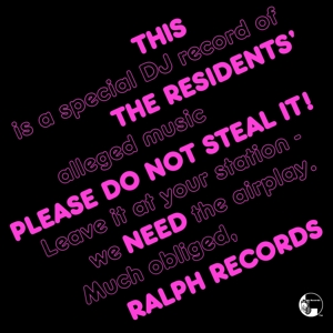 RESIDENTS - PLEASE DO NOT STEAL IT
