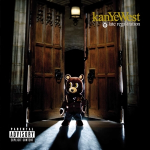WEST, KANYE - LATE REGISTRATION