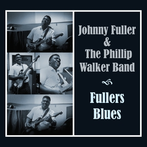 FULLER, JOHNNY & THE PHIL - FULLER BLUES