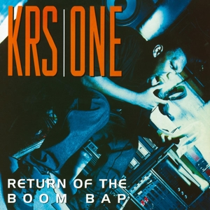 KRS-ONE - RETURN OF THE BOOM.. -HQ-