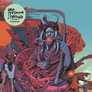 ACKAMOOR, IDRIS & THE PYR - SHAMAN! -GATEFOLD-