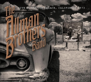 ALLMAN BROTHERS BAND - LIVE AT THE COW PALACE, ..