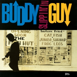 GUY, BUDDY - SLIPPIN' IN -HQ/ANNIVERS-