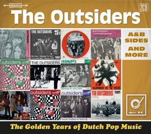 OUTSIDERS, THE - GOLDEN YEARS OF DUTCH POP MUSIC