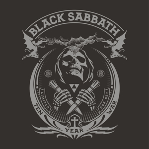 BLACK SABBATH - TEN YEAR WAR -BOX SET-