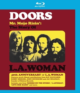 DOORS, THE - MR MOJO RISIN   THE STORY OF L.A
