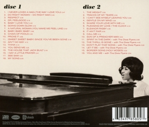 FRANKLIN, ARETHA - ATLANTIC SINGLES COLLECTION 1967-1970