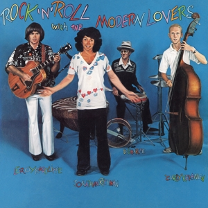 MODERN LOVERS - ROCK 'N ROLL WITH..-CLRD-