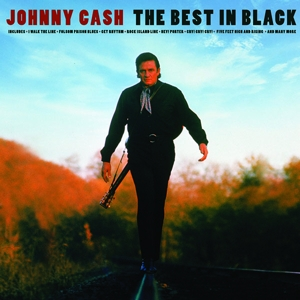 CASH, JOHNNY - BEST IN BLACK