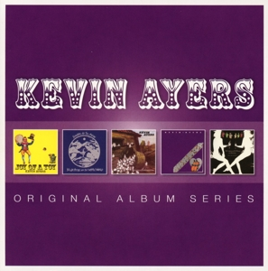 AYERS, KEVIN - ORIGINAL ALBUM SERIES