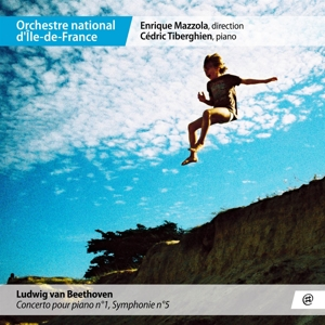 ORCHESTRE NATIONAL DILE-DE-FRANCE E - BEETHOVEN / CONCERTO POUR PIANO NO.