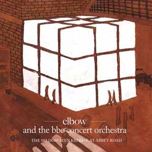 ELBOW - THE SELDOM SEEN KID (LIVE/LTD.HALF