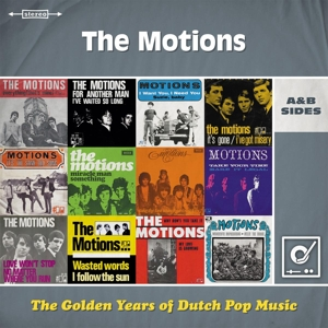 MOTIONS - GOLDEN YEARS OF DUTCH POP