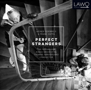 NORGWEGIAN CHAMBER ORCHESTRA, THE - PERFECT STRANGERS