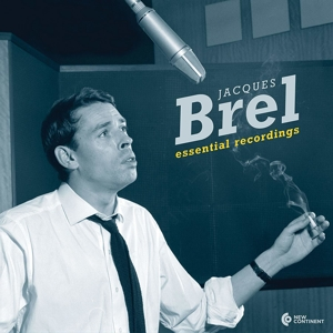 BREL, JACQUES - ESSENTIAL RECORDINGS..