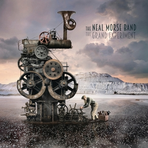 NEAL MORSE BAND, THE - THE GRAND EXPERIMENT (SPECIAL.ED.&B