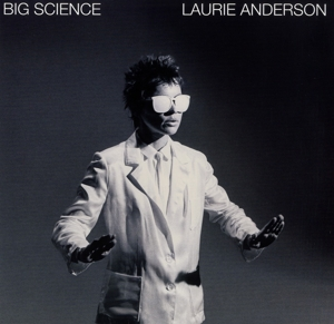 ANDERSON, LAURIE - BIG SCIENCE -RED VINYL-