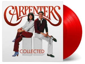 CARPENTERS - COLLECTED -COLOURED-