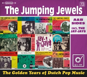 JUMPING JEWELS, THE - GOLDEN YEARS OF DUTCH POP MUSIC