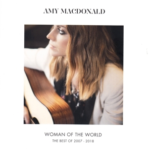 MACDONALD, AMY - WOMAN OF THE WORLD - THE VERY BEST