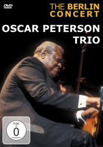 PETERSON, OSCAR - BERLIN CONCERT