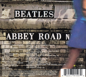 BEATLES - ABBEY ROAD (DELUXE 2CD)
