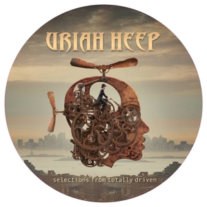 URIAH HEEP - SELECTIONS FROM DRIVEN -LTD-