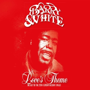 WHITE, BARRY - LOVE S THEME  THE BEST O/T 20TH CEN