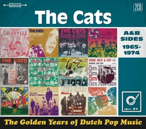 CATS, THE - GOLDEN YEARS OF DUTCH POP MUSIC