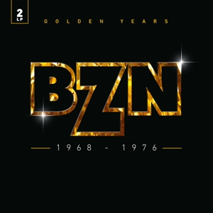 B.Z.N. - GOLDEN YEARS -COLOURED-