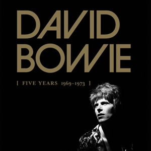 BOWIE, DAVID - FIVE YEARS (1969-1973)
