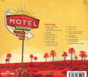 RECKLESS KELLY - SUNSET MOTEL