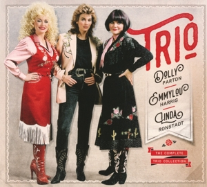 HARRIS/PARTON/RONSTADT - COMPLETE TRIO COLLECTION