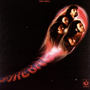 DEEP PURPLE - FIREBALL -COLOURED-