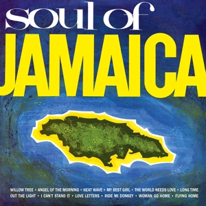 VARIOUS - SOUL OF JAMAICA -CLRD-