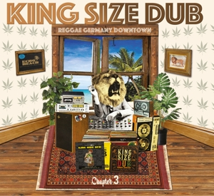 VARIOUS - KING SIZE DUB-GERMANY DOWNTOWN 3