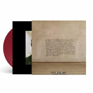 ARLO PARKS - COLLAPSED IN SUNBEAMS -RED VINYL-