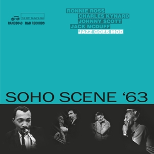 VARIOUS - SOHO SCENE  63 (JAZZ GOES MOD)