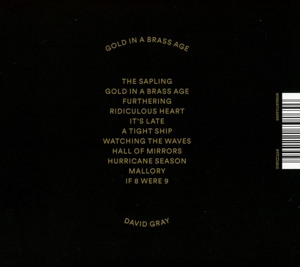 GRAY, DAVID - GOLD IN A BRASS AGE