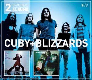 CUBY&BLIZZARDS - 2 FOR 1 (SC) TOO BLIND TO SEE/DESOL
